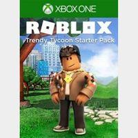 Roblox Trendy Tycoon (Xbox One) Xbox Live Key EUROPE