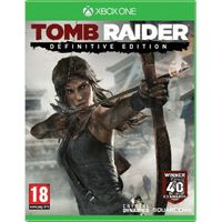 Tomb Raider: Definitive Edition XBOX ONE UNITED STATES