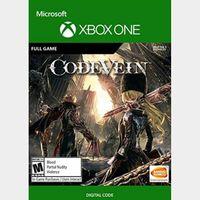 Code Vein (Xbox One) Xbox Live Key UNITED STATES