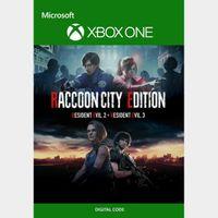 Raccoon City Edition (Xbox One) Xbox Live Key UNITED STATES
