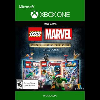 LEGO Marvel Collection (Xbox One) Xbox Live Key UNITED STATES