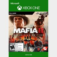 Mafia II: Definitive Edition (Xbox One) Xbox Live Key UNITED STATES Sell this game