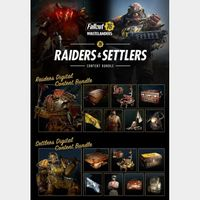 Fallout 76: Raiders & Settlers Content Bundle (DLC) (Xbox One) Xbox Live Key UNITED STATES