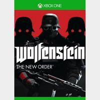 Wolfenstein: The New Order (Xbox One) Xbox Live Key UNITED STATES