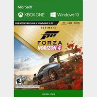 Forza Horizon 4: Ultimate Edition (PC/Xbox One) Xbox Live Key UNITED STATES