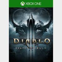 Diablo III: Reaper of Souls - Infernal Pauldrons (Xbox One) Xbox Live Key UNITED STATES