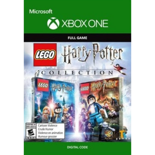 LEGO Harry Potter Collection (Xbox One) Xbox Live Key UNITED STATES