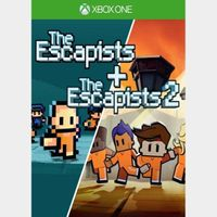 The Escapists + The Escapists 2 (Xbox One) Xbox Live Key EUROPE