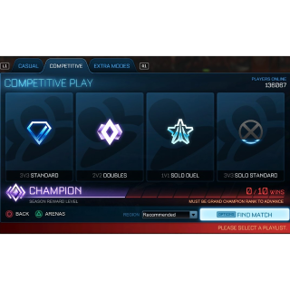 I will carry you one rank in plat