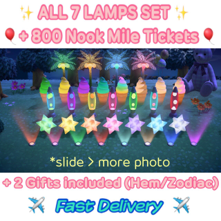 Bundle | ALL LAMPS+800NMT+2GIFTS