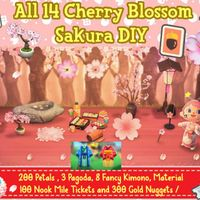 Recipe | All Sakura DIY + Gifts