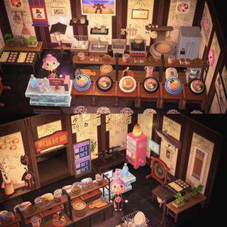 Furniture | Ramen Shop Set