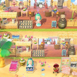 Furniture | Outdoor Beach Tiki Cafe
