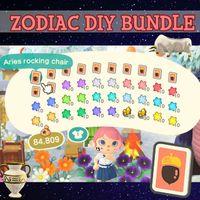 Recipe   Zodiac DIY + Materials