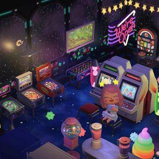 Furniture | Arcade room