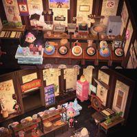 Furniture   Ramen Shop Set + Extra