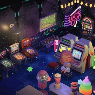 Furniture | Arcade room