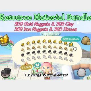 Resource | Gold Clay Iron Stone