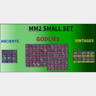 Bundle   Small Set MM2