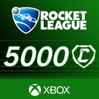 Credits   5000C for Xbox