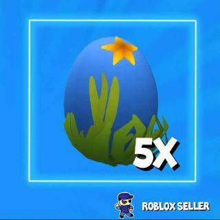 Bundle   5x Ocean Egg