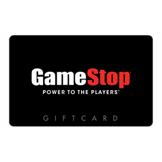 $10.00 GameStop (2x$5) (+10% discount in description)