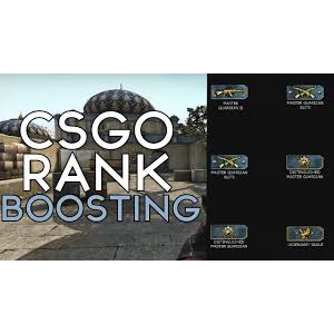 I will Boost Your CS:GO Rank