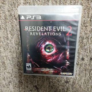 Resident Evil 2 Revelations Revelation