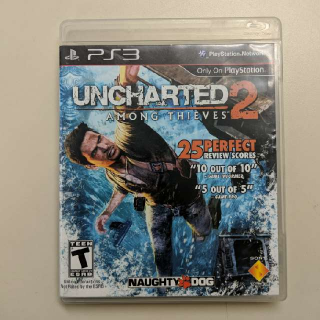 Uncharted 2 Among Thieves Amongst Un Charted