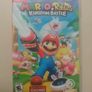 Mario Rabbids Kingdom Battle Rabbid Rabids Rabid