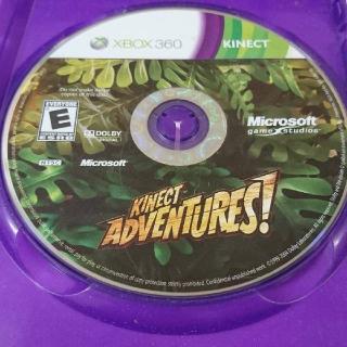Kinect Adventures Connecr Adventure