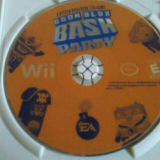Boom Blox Blocks Bash Party A Steven Spielberg Ea Game Nintendo Wii
