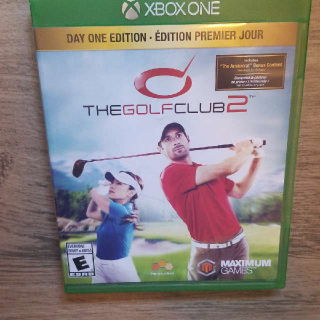 The Golf Club 2 Day One Edition 1