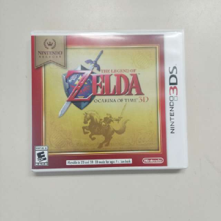 The Legend Of Zelda Ocarina of Time Nintendo Selects Select