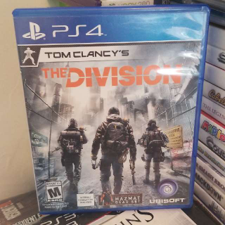 Tom Clancy's Clancys The Division