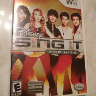 Disney Sing It: Pop Hits - Nintendo Wii