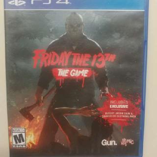 Friday The 13th 13 Th The Game Thirteen Thirteenth
