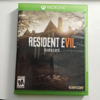 Resident Evil Biohazard Bio Hazard
