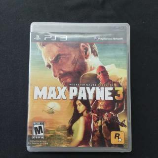 Max Payne 3 Pain