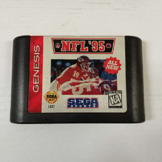 Nfl '95 1995 Football Sega Sports