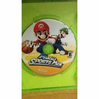 MARIO SPORTS MIX SPORT GAME DISC ONLY. CLEANED, TESTED & WORKING
