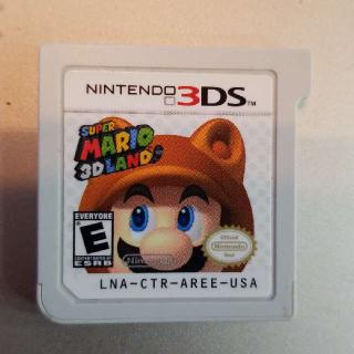 Super Mario 3d Land 3dland