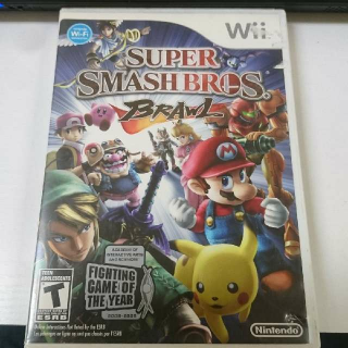 Super Smash Bros. Brawl Brothers FIGHTING GAME OF THE YEAR SPECIAL EDITION