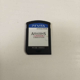 Assassin's Creed III 3 Liberation Assassins Assassin