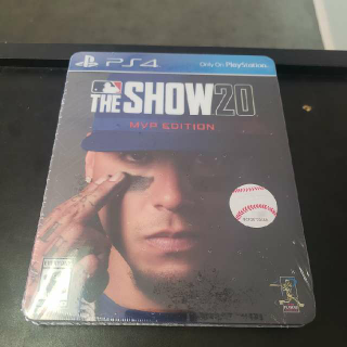 The Show 20 2020 Mvp Edition Special Tin Case