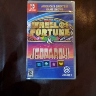 America's Greatest Game Shows Wheel Of Fortune And & Jeopardy