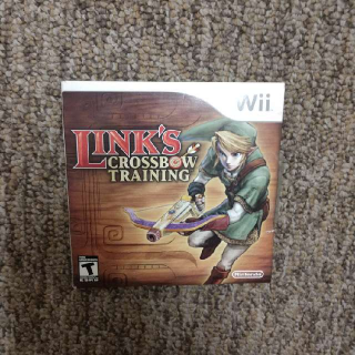 Link's Crossbow Training Links Cross Bow