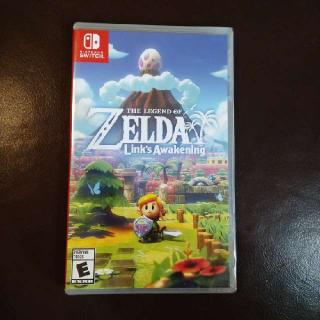 The Legend Of Zelda Links Link's Awakening
