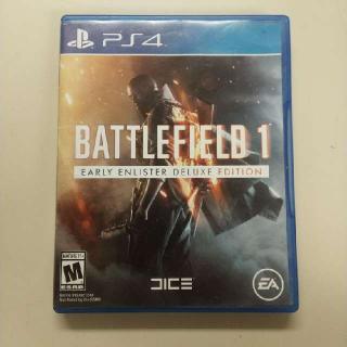 Battlefield 1 One Battle Field
