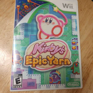 Kirby's Epic Yarn Kirbys